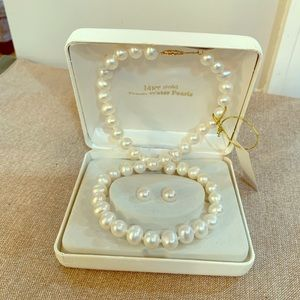 14KT Gold Fresh Water Pearls